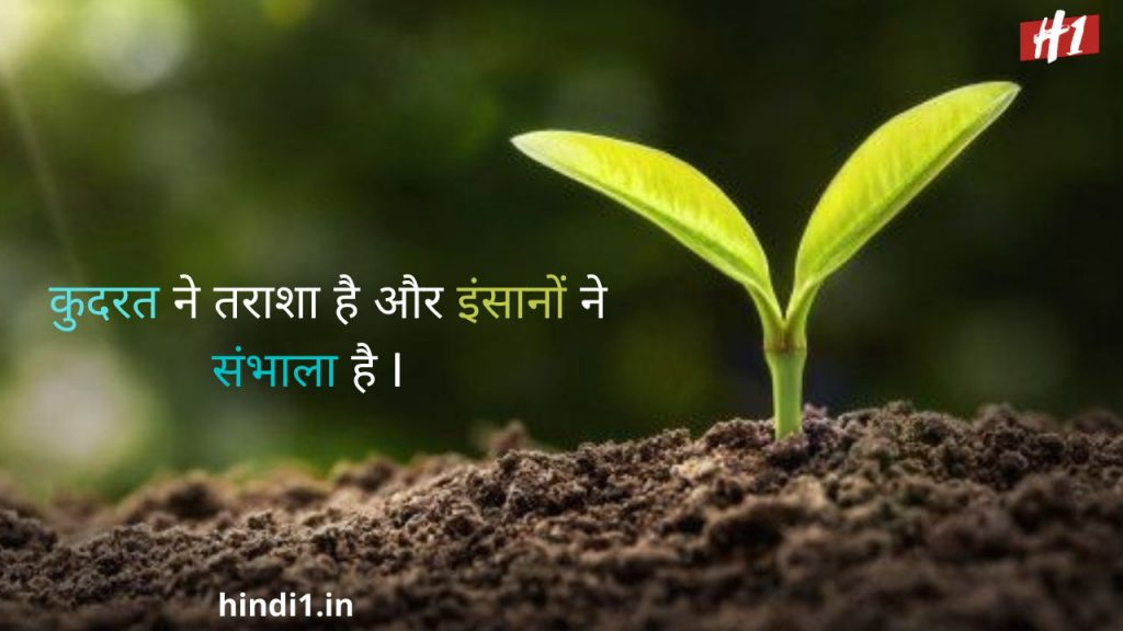 Nature Quotes In Hindi1