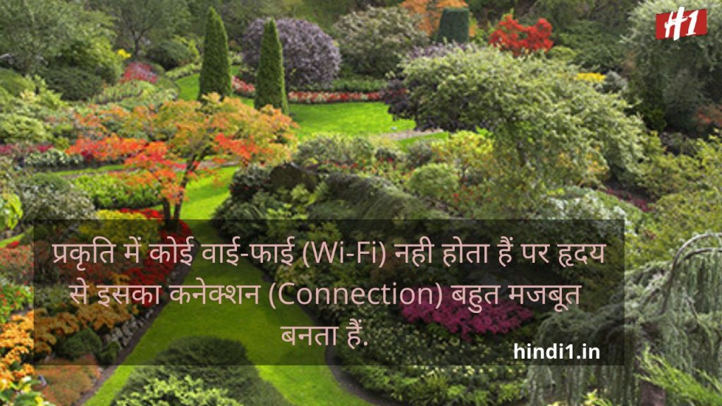 Nature Quotes In Hindi2