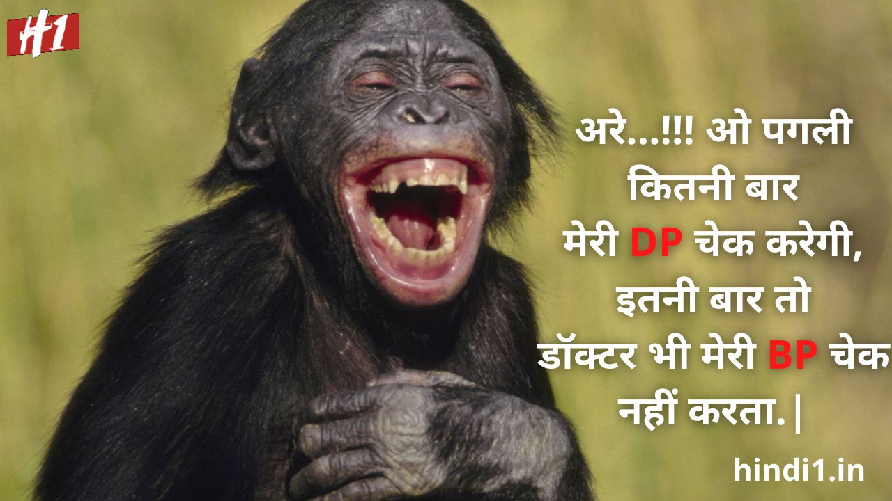 funny status in hindi 2 line2